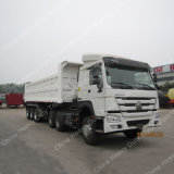 Sinotruck HOWO 6X4 420HPの頑丈なトラクターのトラック