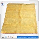 PET Raschel Beutel für Kartoffel und Zwiebeln der Verpackungs-10kg 25kg 30kg