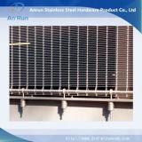 ステンレス鋼の正面/建築目的のための装飾的な金網