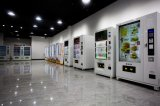 Máquina de venda automática de tela grande para bebidas frias e lanches 6c (32HP)