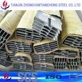 Анодированное алюминиевое штранге-прессовани в 7075 6061 в алюминиевых поставщиках в хорошей твердости
