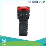 Utl Buzzer Indicador Lámpara Color Rojo con Ce CQC SGS