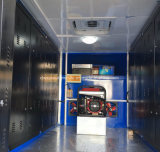 4 roues DEL extérieure annonçant le petit véhicule d'affichage à LED De mobile de camion