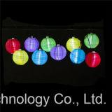 Lanterna ao ar livre solar da abóbora para a decoração do festival do Dia das Bruxas (RS1012A)
