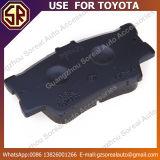 Stootkussen 04466-33180 van de Rem van de Delen van hoge Prestaties Auto voor Toyota