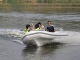Fornitori gonfiabili della Cina della barca del guscio rigido degli yacht del motore di Liya 14ft
