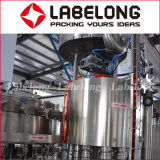 La bottiglia di vetro di alta qualità ha carbonatato la macchina di rifornimento della bevanda del gas