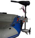 Moteur électrique sans balai Stainless-Steel à la traîne pour l'eau salée