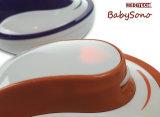 Doppler fetale Babysono dal battito cardiaco del bambino del record di gruppo di Meditech ad un CD
