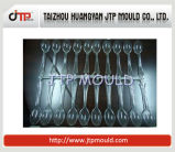 Haute brillance de moule 24 empreintes Injcection cuillère en plastique moule/de moule