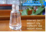 bottiglia di vetro del polacco di chiodo della cristalleria differente di formato 4ml-18ml
