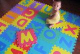Umweltfreundliche Baby-Spiel EVA-Matten-Qualität, die EVA-Schaumgummi-Gymnastik-Matte blockiert