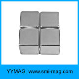 N35 5mm 216 revestido de níquel magnético de neodímio Neo Cube Magneto Bloco
