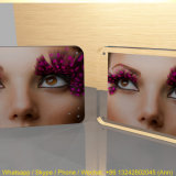 Het aangepaste AcrylFrame van de Foto Sizes&Shapes/de Plastic AcrylVertoning van het Beeld