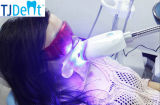 단위 (411-A)를 희게하는 의자에 의하여 거치되는 치과 LED 이