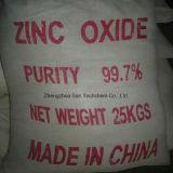 ISO-Fabrik-weißes Puder ZnO Zink-Oxid 99% 99.5% 99.7%