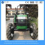 판매를 위한 55HP 4WD 농업 선회된 농장 또는 정원 또는 소형 디젤 엔진 또는 조밀한 또는 잔디밭 트랙터
