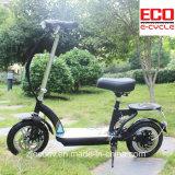 リチウム電池および軽量ES 401の電気スクーター