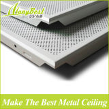600X1200 de alta qualidade tiras perfuradas de alumínio do Teto