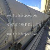 Polycarbonat-Blatt-Förderband-Regen-Schutzkappe
