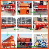 Ligne de produits d'engrais chimique de phosphate