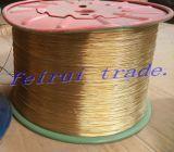 El cobre fibras de acero de refuerzo para hormigón