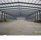 Almacén ligero de la estructura de acero/edificio de la estructura de acero para Srorage