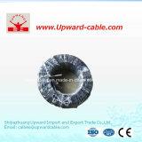 flacher elektrischer Draht des Aluminiumleiter-2core