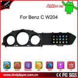 Androïde Speler 5.1 DVD voor de Doos van TV van de Auto van C W204, OBD, GPS van de Aansluting van WiFi van de SCHAR Navigatie