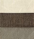 Sofa de polyester de coton et tissu tissés de présidence
