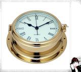 Gl195 Roman Dial 180mm Relógio de quartzo náutico