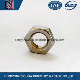 DIN439 Hexagon Dunne Vervaardiging van het Bevestigingsmiddel van Noten ISO4035 Chinese