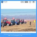 alimentador de cultivo rodado agrícola de múltiples funciones 4WD 155HP