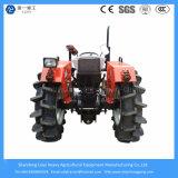 48HP 기어 드라이브 4WD 다중 농장 소형 작은 정원 또는 디젤 엔진 농장 또는 잔디밭 트랙터