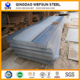 Lamiera di acciaio laminata a caldo della superficie di larghezza di rivestimento Q235B 1500mm del laminatoio