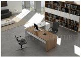 제품 사무실 나무로 되는 Ikea 주문을 받아서 만들어진 최신 판매 테이블 (SZ-OD208)