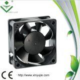 Супер тихий вентилятор 6025 DC высокой скорости миниый 60mm 60X60X25mm