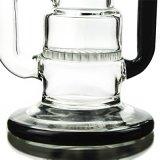 Mousepiece Kuchen-Form-Entwurfs-Huka-Glas-rauchende Wasser-Rohre (ES-GB-345)