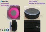 Haut-parleur de douche Bluetooth imperméable à l'eau Ipx4