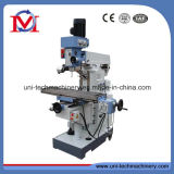 Gear Multi-Function Drive Vertical Milling e Drilling Machine Zx6350c