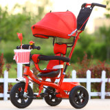幼い子供のための赤ん坊4in1の三輪車