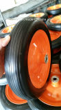 Della fabbrica vendita direttamente rotella della gomma da 7 pollici
