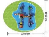 De Apparatuur van het Spel van jonge geitjes plaatst OpenluchtSpeelplaats hd-015A