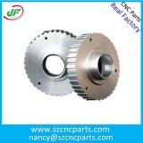 Kundenspezifisches Aluminium CNC-drehenteile, Präzision CNC-Aluminiumteile für Filter