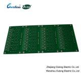 녹색 솔더 마스크 2 층 핼의 PCB (OLDQ / OWNLONG)
