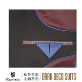 OEM 2 Piece Peak Lapel Classic Fit Men's Business Suit
