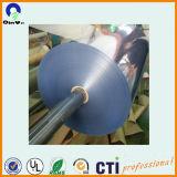 0.3mm UV Stabilisé Anti-collant clair Calendrier PVC rigide Film