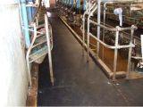 Циновка китайской коровы резиновый, удобная резиновый стабилизированная циновка резины лошади циновок стойла лошади циновки