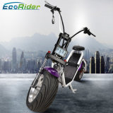 Scooter électrique CEE Harley avec moteur sans brosse 1200W