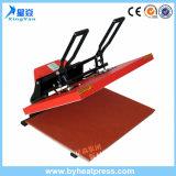 Machine manuelle de presse de la chaleur de T-shirt de grand format (60X90cm)